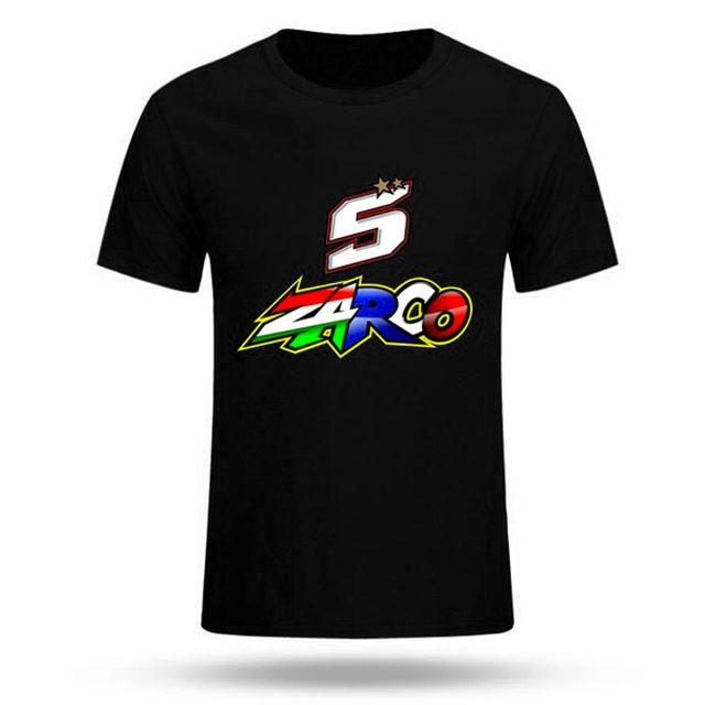 T-shirt Johann Zarco noir