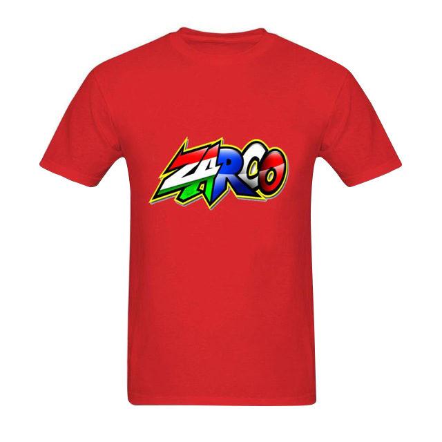T-shirt Johann Zarco avec son logo rouge