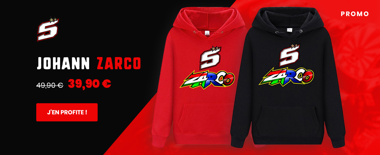 Johann Zarco 5 Moto GP gpriders